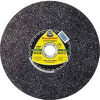 Круг отрезной по металлу Klingspor Supra 350х3,5х25,4