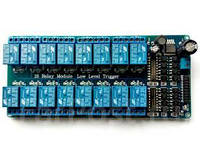 16-канальный релейный модуль 5В для Arduino PIC ARM AVR