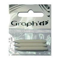 Набор наконечников для маркеров, brush, 3шт, Graph'it