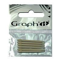 Набор наконечников для маркеров, тонкие, 6шт, Graph'it