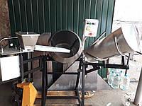 Оборудование для пищевой промышлености из нержавейки.