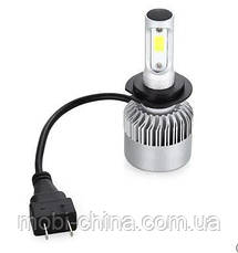 S2 LED H7 автомобильные лампы car lamp 36W 6500K, фото 2