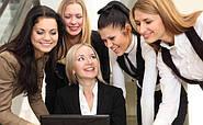 Преимущества и недостатки работы в женском коллективе