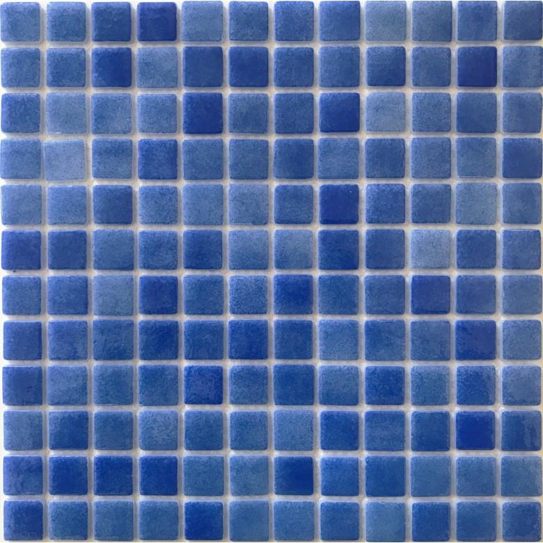 Мозаїка скляна Glass mosaic мікс HVZ-138
