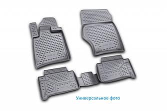 Коврики в салон MAZDA CX-3, 2015->, АКПП, 4 шт. (полиуретан)