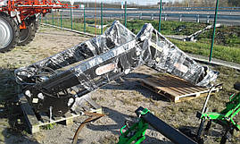 Навантажувач КУН погрузчик фронтальний Beromet на трактор МТЗ ЮМЗ, фото 3