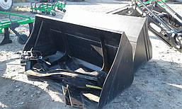 Навантажувач погрузчик фронтальний на МТЗ ЮМЗ, фото 3