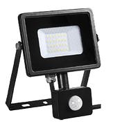 Светодиодный прожектор LED DELUX FMI10S 20W с сенсором движения