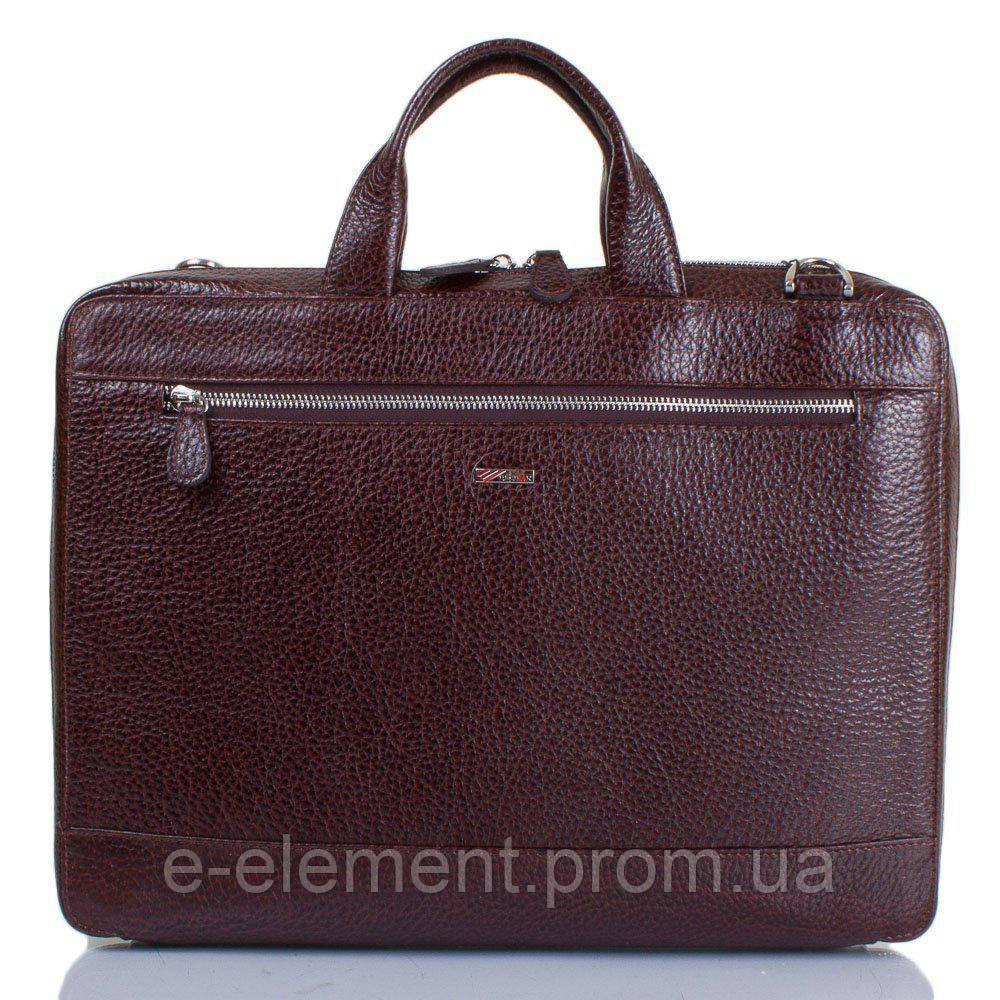958ca496f25f ... Сумка повседневная Desisan Мужская кожаная сумка с отделением для  ноутбука с диагональю экрана до 12, ...