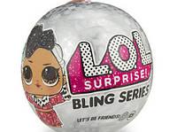Игровой набор LOL Surprise Glitters  сюрприз в ассортименте