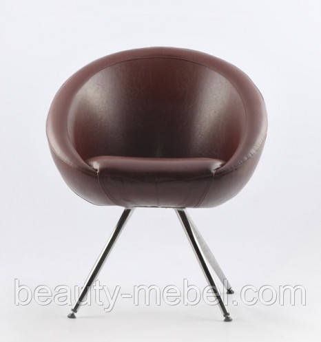 Кресло Marbino 4Н (Home) Sancafe коричневое