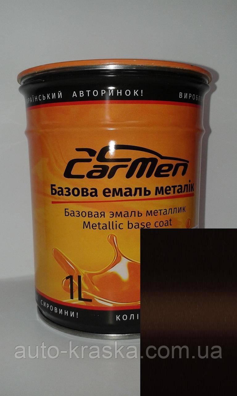 Автокраска CarMen Металлик Renault D17 1л
