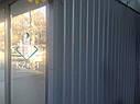 Профнастил для ларька, профнастил для обшивки ларька, профлист на обшиву магазина, фото 7