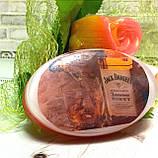 """Глицериновое мыло ручной работы для мужчин"""" Jack Daniels"""", фото 4"""