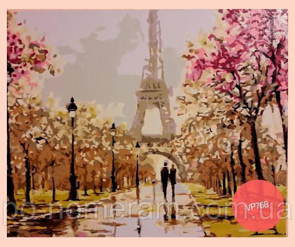 картина Ричарда Макнейла Париж