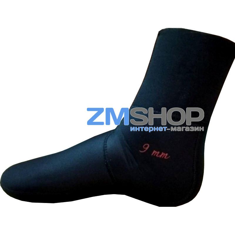 Носки для дайвинга BS Diver ANATOMIC (9 мм)