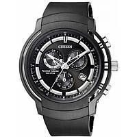 Мужские часы CITIZEN Eco-Drive Chronograph Perpetual BL5395 00E