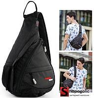 Рюкзак Однолямочный в стиле SwissGear