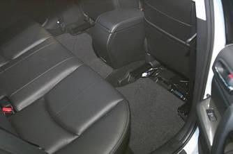 Коврики в салон MAZDA CX-9 АКПП 2007->  кросс.  6 шт. (текстиль)
