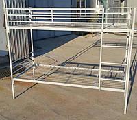 Кровать металлическая 2-х этажная, от производителя., фото 1