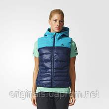 Женский жилет Adidas Cozy Down Vest BP9392