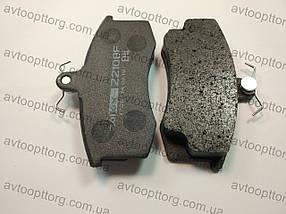 Колодки передние ВАЗ 2108,2109,21099,Балтика  ZOLLEX Z2108F, фото 3