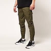 Мужские брюки карго Symbiote хаки