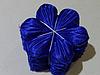 Атласные цветочки 3942 упаковка 100 шт