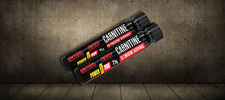 Power Pro carnitine energy shot 25ml