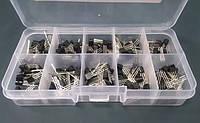 Набор транзисторов 200 штук (10 номиналов по 20 штук)