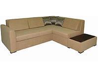 Кутовий розкладний диван в вітальню з натурального дерева Соната Скіф, фото 1