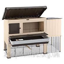 Клітка вольєр GRAND LODGE 160 Ferplast для кроликів і морських свинок, пластик