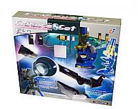 Детский научный набор Микроскоп и Телескоп
