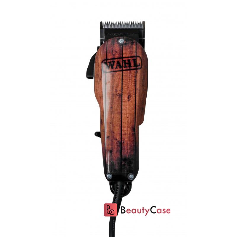 Машинка для стрижки волос Wahl Super Taper Wood Limited Edition (08463-316)