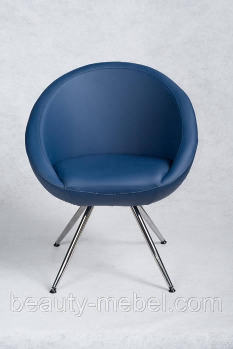 Кресло Marbino 4Н (Home) Soft синее