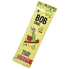 "Конфеты ГРУША (14 гр) ""BOB SNAIL""(1бокс/21шт) (126шт/ящ)"