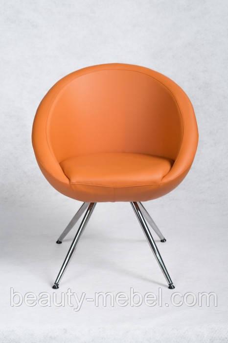 Кресло Marbino 4Н (Home) Soft оранжевое