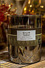 Свеча (арома) LOUNGE XL 100 H. Rhum-Tabac MERCURY GLASS BLF, фото 2