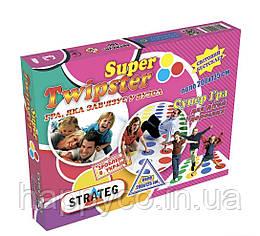 """Развлекательная игра  """"Твистер Super """" """"STRATEG"""""""