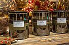 Свеча (арома) LOUNGE XL 100 H. Rhum-Tabac MERCURY GLASS BLF, фото 3