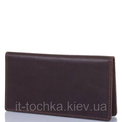 Мужской кожаный тревел-кейс dnk leather (ДНК  ЛЕЗЕР) dnkbig-purse-col.f