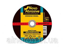 Круг зачистной шлифовальный Novoabrasive 230х6,0х22