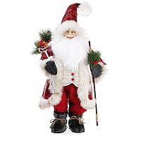 Новогодняя игрушка Санта 90 см