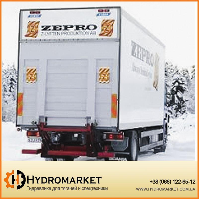 Гідроборт Zepro серії Z 45, ZN 45, ZL 45, ZU 45, ZNU 45, ZLU 45 вантажопідйомністю 450 kg