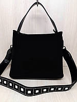 Женская замшевая сумка , фото 1