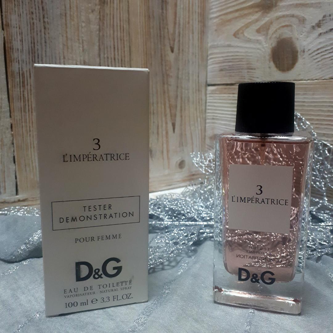 Dolce&Gabbana L'imperatrice 3 100ml TESTER | Дольче Габбана Императрица