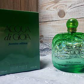 Парфумована вода Giorgio Armani Acqua Di Giola Jasmine 100ml. |Жіночі парфуми Армані Аква репліка