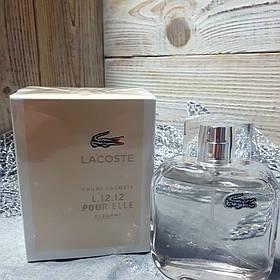 Lacoste L12.12 Pour Elle Elegant 90ml | Жіночі парфуми Лакоста Парфумована вода репліка