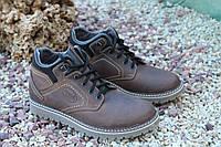 Стильные мужские ботинки натуральная кожа Kardinal, фото 1