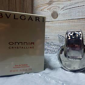 Туалетна вода Bvlgari Omnia Crystalline 65ml | Булгарі Омния Кристалайн репліка
